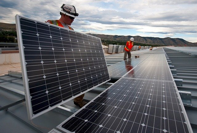 Green Jobs In Uk Could Increase 85 In 10 Years With